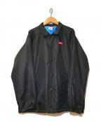 X-GIRL(エックスガール)の古着「バックロゴコーチジャケット」|ブラック