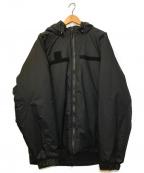 US ARMY(ユーエスアーミー)の古着「[OLD]レベル7プリマロフト中綿ジャケット」|ブラック