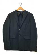 ()の古着「ソロテックステーラードジャケット」 ブラック