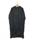F/CE.(エフシーイー)の古着「クールマックストラベラーコート」|ブラック