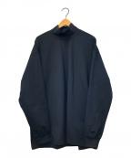 DAIWA PIER39(ダイワピア39)の古着「テックモックネックL/Sカットソー」 ブラック