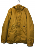 Columbia(コロンビア)の古着「ダウンライナー付3WAYオレルジャケット」 イエロー