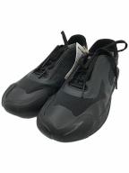 adidas×PRADA(アディダス×プラダ)の古着「コラボローカットスニーカー」 ブラック