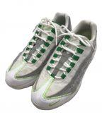 NIKE()の古着「AIR MAX95 SE」|ホワイト×グリーン
