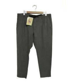 GRAMICCI(グラミチ)の古着「クライミングウールパンツ」|グレー
