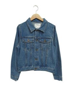 LIMITLESS LUXURY(リミットレスラグジュアリー)の古着「デニムジャケット」|インディゴ