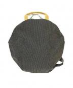 Cote&Ciel(コートシェル)の古着「Moselle Backpack」 オリーブ