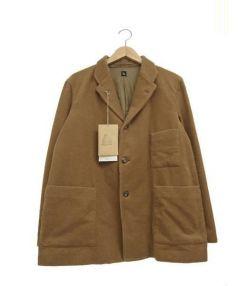 KAPTAIN SUNSHINE(キャプテンサンシャイン)の古着「コールマンジャケット」 ベイビーキャメル