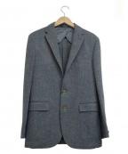 POLO RALPH LAUREN(ポロ・ラルフローレン)の古着「ツイードジャケット」 ブルー