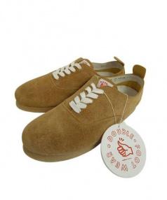 Double foot wear(ダブルフットウエア)の古着「スウェードスニーカー」|マスタード