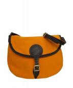 DULUTH PACK(ダルースパック)の古着「ショルダーバッグ」|オレンジ