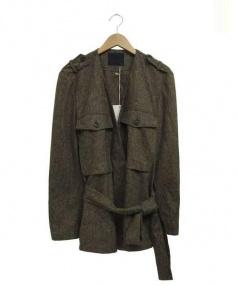 UMIT BENAN(ウミット ベナン)の古着「ジャケット」 グリーン