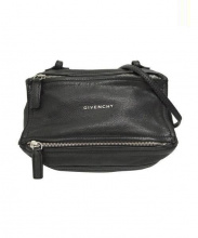 GIVENCHY(ジバンシー)の古着「パンドラミニショルダーバッグ」|ブラック