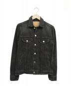 SOPHNET.(ソフネット)の古着「デニムジャケット」|ブラック