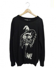 haculla(ハキュラ)の古着「LE FEMME セーター」|ブラック