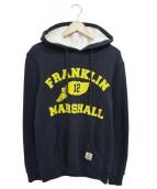 Franklin & Marshall(フランクリンアンドマーシャル)の古着「プルオーバーパーカー」|ネイビー
