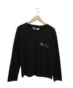 MHL.(エムエイチエル)の古着「ポケットカットソー」|ブラック