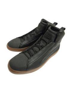 PUMA(プーマ)の古着「ハイカットスニーカー」|ブラック