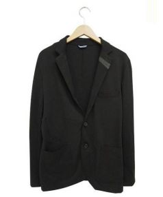 LANVIN en Bleu(ランバンオンブルー)の古着「テーラードジャケット」|ブラック