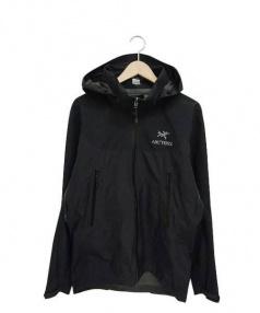 ARCTERYX(アークテリクス)の古着「ナイロンジャケット」|ブラック