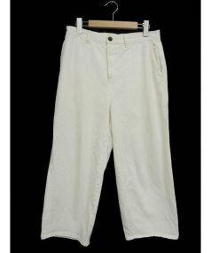 DIGAWEL(ディガウェル)の古着「ワイドパンツ」|ホワイト
