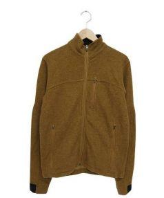 IBEX(アイベックス)の古着「ジップアップジャケット」|ブラウン