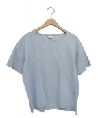bunt(バント)の古着「プルオーバーシャツ」|ブルー