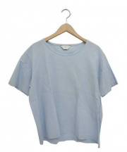 bunt(バント)の古着「プルオーバーシャツ」 ブルー