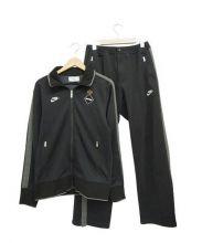 NIKE×FCRB(ナイキ×エフシーアールビー)の古着「セットアップジャージ」|ブラック×グレー