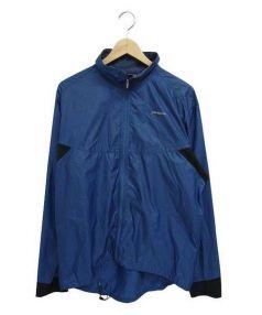 Patagonia(パタゴニア)の古着「ジップアップジャケット」|ブルー