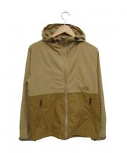 THE NORTH FACE(ザノースフェイス)の古着「コンパクトジャケット」|ブラウン