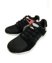 adidas(アディダス)の古着「スニーカー」|ブラック×ピンク