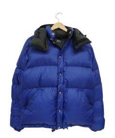 A.P.C.(アーペーセー)の古着「ダウンジャケット」|ブルー