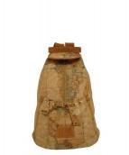 PRIMA CLASSE(プリマクラッセ)の古着「リュック」|ベージュ
