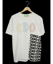 CDG×ANTI SOCIAL SOCIAL CLUB(コムデギャルソン×アンチソーシャルソーシャル クラブ)の古着「ロゴTシャツ」|ホワイト