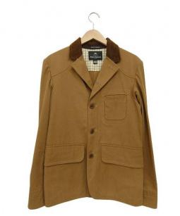 NIGEL CABOURN(ナイジェルケーボン)の古着「カバーオール」 ブラウン
