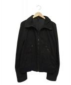 Christian Dior(クリスチャンディオール)の古着「ジップジャケット」|ブラック