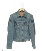 LEVI'S VINTAGE CLOTHING(リーバイス ヴィンテージ クロージング)の古着「1967 model Reprint Editionジャケッ」 ライトインディゴ