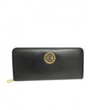 LOEWE(ロエベ)の古着「長財布」|ブラック