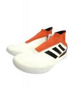 adidas(アディダス)の古着「スニーカー」|ホワイト×レッド