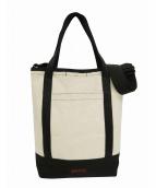 BRIEFING(ブリーフィング)の古着「トートバッグ」|ホワイト×ブラック