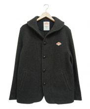 DANTON(ダントン)の古着「ウールモッサジャケット」