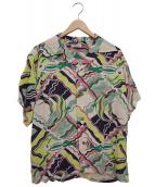 SUNSURF(サンサーフ)の古着「アロハシャツ」|マルチカラー