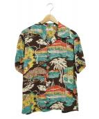 SUN SURF(サンサーフ)の古着「アロハシャツ」