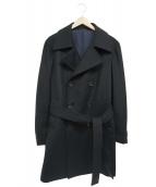 EDIFICE(エディフィス)の古着「カシミヤ混Pコート」