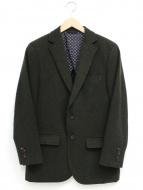 Brooks Brothers(ブルックスブラザーズ)の古着「ウール2Bテーラードジャケット」 カーキ