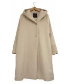 LA MARINE FRANCAISE(マリンフランセーズ)の古着「両面パイルフード衿ラグランコート」