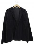 AURALEE(オーラリー)の古着「コーデュロイシャツジャケット」