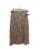 ONEIL OF DUBLIN(オニールオブダブリン)の古着「ラップスカート」