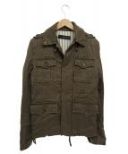 DSQUARED2(ディースクエアード)の古着「ミリタリージャケット」|カーキ